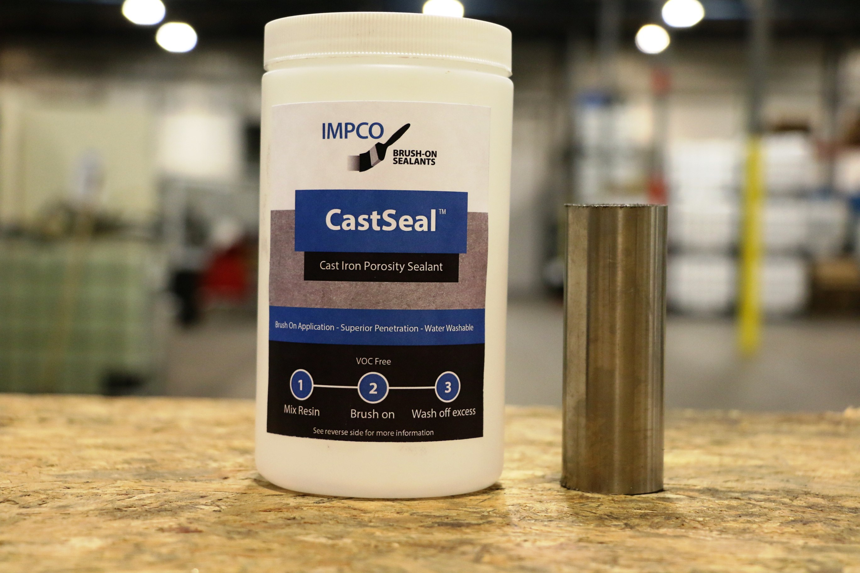 CastSeal™